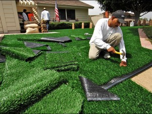 Why People Buy Synthetic Turf