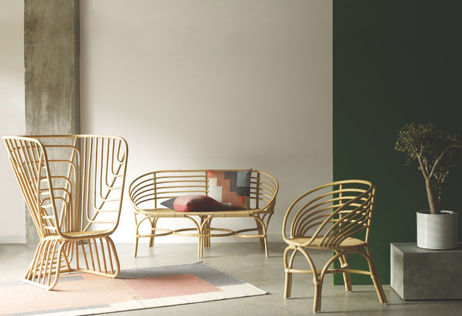 modern rattan furniture