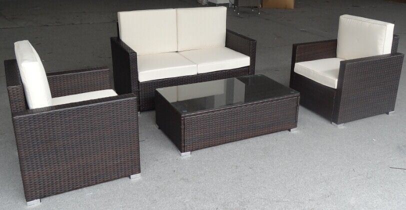 Synthetic Rattan Outdoor Furniture Outdoor Goods
